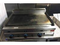 Gas Griddle Plate 90cm