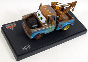 Disney-Pixar-Cars-TOW-MATER-1-24-Diecast-NIP-Mattycollector-Exclusive