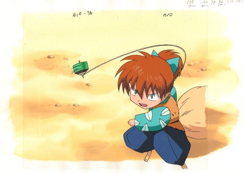 Anime Cel Inuyasha #103