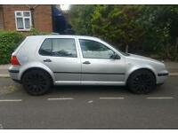 VW Golf Match for Sale (spares or repairs)