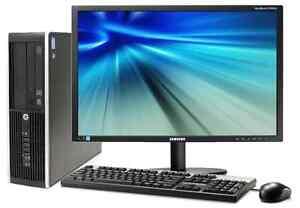 """HP 8300 i5-3470  Desktop + Samsung S22B420 LED 22"""" Monito Ngunnawal Gungahlin Area Preview"""