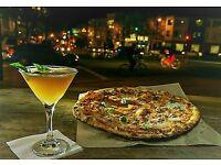 Pizza chef for restaurant/bar in Hackney