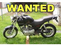 SACHS ROADSTER 125 WANTED, Working or Non-working, Can collect with cash, in the UK