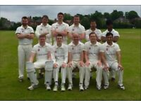 Cricket Club Wants New Players for 2018 - join Askham Bryan CC!