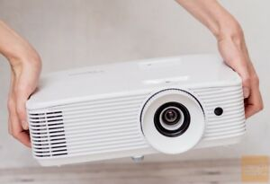 Optoma HD27e Home Theatre Projector