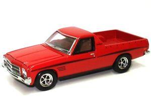 NEW 1974 HQ Sandman Holden Surfie's Red Ute 1:64 Diecast Model Car - RETIRED