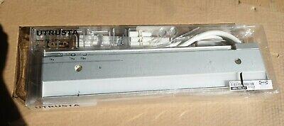 "IKEA UTRUSTA LED Countertop Light w/Power Supply 15"" L Aluminum 402.795.90"