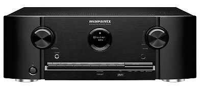 Marantz SR5010 7.2 Channel Network Audio/Video Surround Receiver with Bluetooth