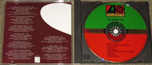 Led Zeppelin - Led Zeppelin Ii [remaster] (cd, 1994, Atlantic)