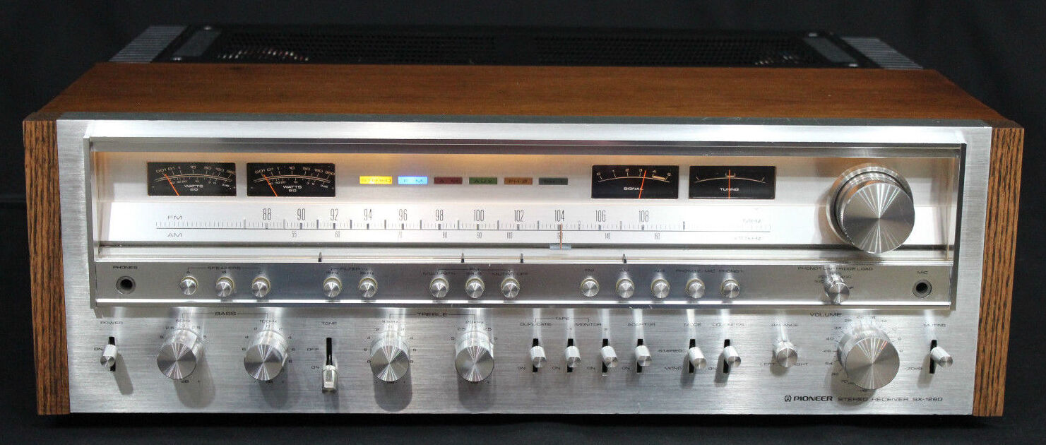 Top 10 Vintage Stereo Receivers