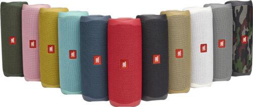 JBL FLIP 5, Waterproof Portable Bluetooth Speaker, 4 COLORS. *BRAND NEW, SEALED*