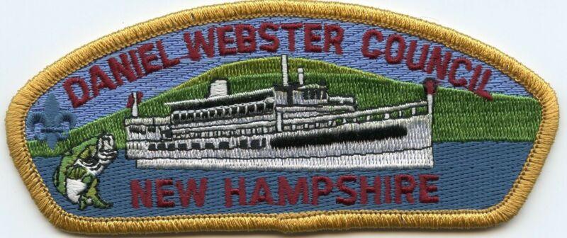 Daniel Webster Council CSP - TAN border, boat
