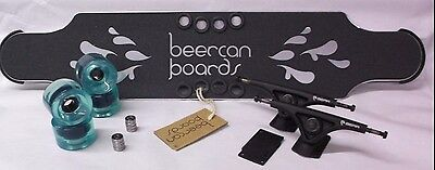 BEERCAN BOARDS CLEARANCE LONGBOARD COMPLETE BEAR 852's BCB W