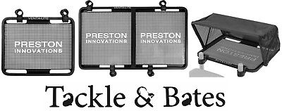 Preston Innovations NEW Venta-Lite Sidetrays 4 Options Match Pole Coarse Fishing