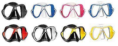 Mares X-VISION ULTRA LIQUID SKIN Tauchmaske Taucherbrille NEU !!!