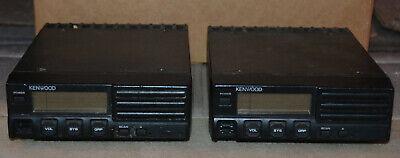 Pair of Kenwood TK-930 Mobile Radios