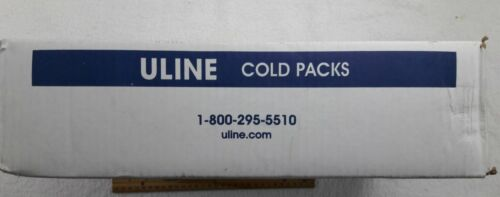 NEW, 36 Count ULINE Cold Packs (8oz), S-7361