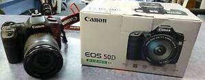 CANON EOS 50D DIGITAL CAMERA Campbelltown Campbelltown Area Preview