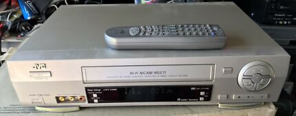 JVC VHS Player Video Cassette Recorder VHS Player