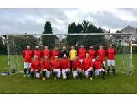 11-a-side football team seeks players. Saturday morning league. Based Glasgow southside.