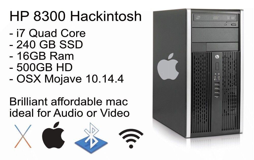 Hp 8300 Hackintosh