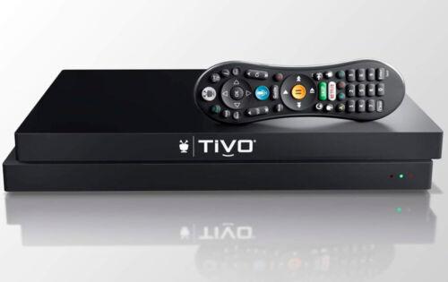 TiVo EDGE for TV Antenna OTA DVR Streaming Player 4 Tuner 2TB Storage RD6F20
