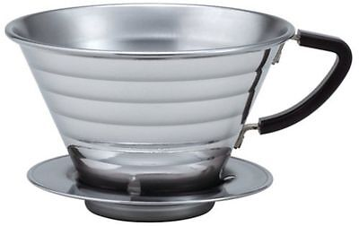 New Kalita Wave Coffee Dripper 185 # 05033 Free Postage F/S from Japan