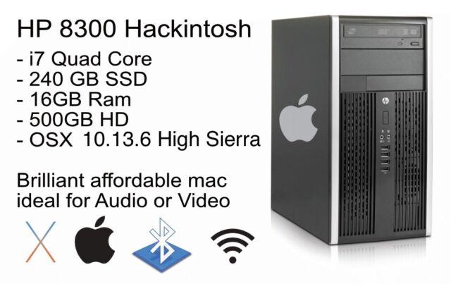 Ssd Hackintosh I7