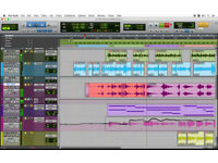PRO TOOLS HD 12.5 PC only...