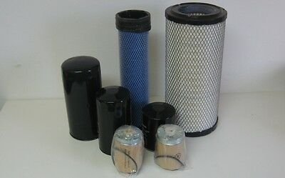Mahindra Tractor Economy Pack Of 7 Filters -0789.0790.1778.1778.3427.6115.8803