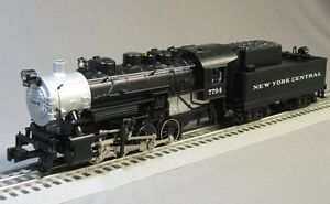LIONEL NYC FLYER STEAM ENGINE TRAINSOUNDS train locomotive tender 6-30156-E