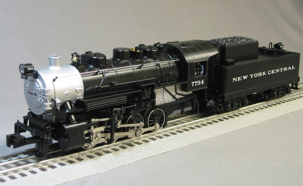Lionel Nyc Flyer Steam Engine Railsounds Train Locomotive Tender 6-30200-e