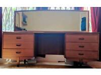 ERCOL DRESSING TABLE (BARGAIN QUICK SALE)
