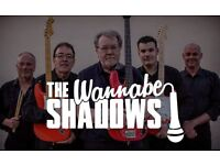Charity Music Event - The Wannbe Shadows - LIVE