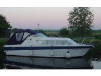 Boat - Seamaster 27