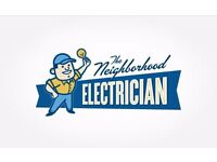 ELECTRICIAN CALL NOW FOR FREE QUOTE