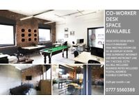 Baltic Triangle CoWorking Studio: Superfast Internet, Meeting Room, 24/7 Access all Included