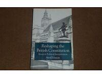 Politics text books for sale