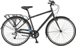 NEW JAMIS COMMUTER 2.0 COMFORT UPRIGHT HYBRID BICYCLE