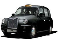 TAXI AVAILABLE TX4 & MERCEDES VITO