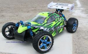 New RC Buggy/Car Brushless Electric PRO LIPO 4WD 2.4G Cornwall Ontario image 5