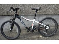 Kids Specialised Mountain Bike - 20 inch