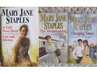 Mary Jane Staples books