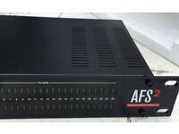 Feedback eliminator DBX AFS2