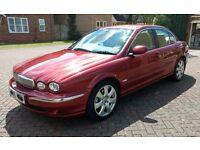 X-Type Jaguar, 2.5L V6 SE AWD, Superb condition, GENUINE 23000 MILES, 12 Months MOT, Private Sale