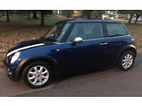 AUTOMATIC MINI ONE PANORAMIC GLASS ROOF SERVICE HISTORY LOW INSURANCE GROUP AUTO MINI ONE