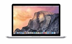 MACBOOK PRO 15 RETINA...!!! CORE I7 / 16GB RAM / 256GB SSD