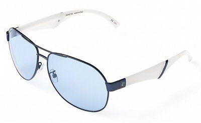 Invicta-IEW 019-06-White-Blue-Gradient-Aviator-Sunglasses-New!