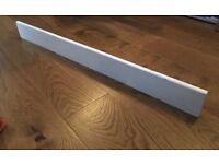 Primed MDF skirting boards