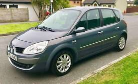 Renault Scenic Dynamic *** Low Mileage and full year MOT***